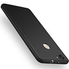 Huawei Nova用極薄ソフトケース シリコンケース 耐衝撃 全面保護 S01 ファーウェイ ブラック