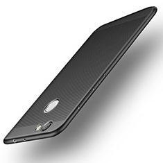 Huawei Nova用ハードケース プラスチック メッシュ デザイン ファーウェイ ブラック