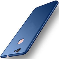 Huawei Nova用ハードケース プラスチック 質感もマット ファーウェイ ネイビー