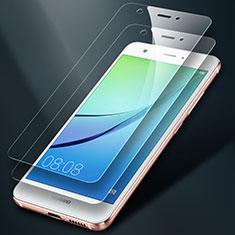 Huawei Nova用強化ガラス 液晶保護フィルム T03 ファーウェイ クリア