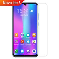 Huawei Nova Lite 3用強化ガラス 液晶保護フィルム ファーウェイ クリア