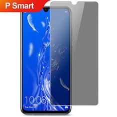 Huawei P Smart (2019)用反スパイ 強化ガラス 液晶保護フィルム ファーウェイ クリア