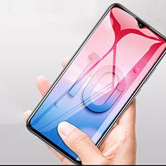 Huawei P Smart (2019)用強化ガラス フル液晶保護フィルム F02 ファーウェイ ブラック