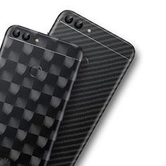 Huawei P Smart用背面保護フィルム 背面フィルム B01 ファーウェイ クリア