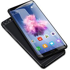 Huawei P Smart用強化ガラス 液晶保護フィルム T02 ファーウェイ クリア