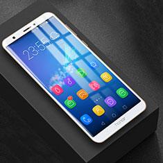 Huawei P Smart用強化ガラス 液晶保護フィルム T03 ファーウェイ クリア