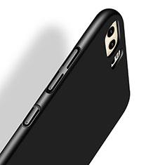 Huawei P10用ハードケース プラスチック 質感もマット M14 ファーウェイ ブラック