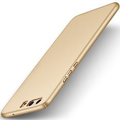 Huawei P10用ハードケース プラスチック 質感もマット M01 ファーウェイ ゴールド