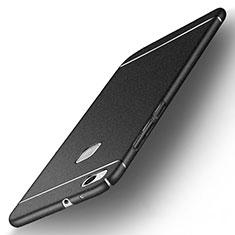 Huawei P10 Lite用ハードケース カバー プラスチック ファーウェイ ブラック