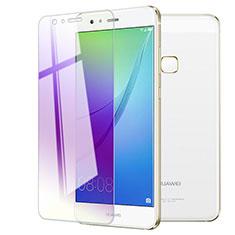 Huawei P10 Lite用強化ガラス 液晶保護フィルム T01 ファーウェイ クリア