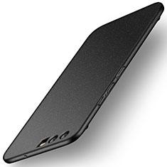 Huawei P10 Plus用ハードケース プラスチック 質感もマット M04 ファーウェイ ブラック
