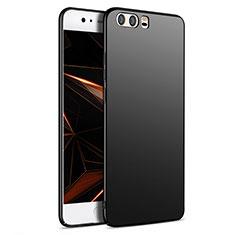 Huawei P10 Plus用ハードケース プラスチック 質感もマット M05 ファーウェイ ブラック