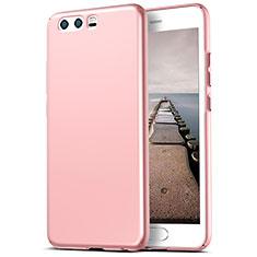 Huawei P10 Plus用ハードケース プラスチック 質感もマット M06 ファーウェイ ピンク