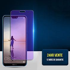 Huawei P20 Lite用アンチグレア ブルーライト 強化ガラス 液晶保護フィルム ファーウェイ クリア