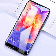 Huawei P20 Pro用アンチグレア ブルーライト 強化ガラス 液晶保護フィルム B01 ファーウェイ クリア