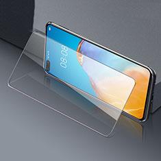 Huawei P40用強化ガラス 液晶保護フィルム T03 ファーウェイ クリア
