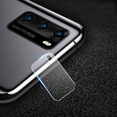 Huawei P40用強化ガラス カメラプロテクター カメラレンズ 保護ガラスフイルム C03 ファーウェイ クリア
