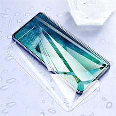 Huawei P40用強化ガラス 液晶保護フィルム ファーウェイ クリア