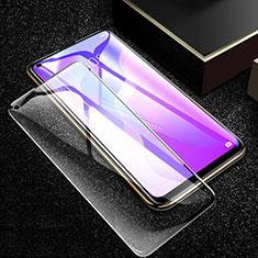 Huawei P40 Lite 5G用強化ガラス フル液晶保護フィルム K01 ファーウェイ ブラック