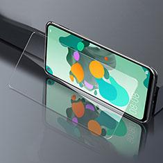 Huawei P40 Lite用強化ガラス 液晶保護フィルム ファーウェイ クリア