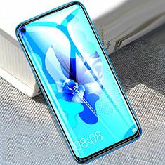 Huawei P40 Lite用強化ガラス 液晶保護フィルム T01 ファーウェイ クリア