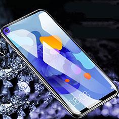 Huawei P40 Lite用強化ガラス 液晶保護フィルム T02 ファーウェイ クリア