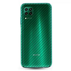 Huawei P40 Lite用背面保護フィルム 背面フィルム ファーウェイ クリア