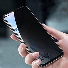 Huawei P40 Lite用反スパイ 強化ガラス 液晶保護フィルム ファーウェイ クリア