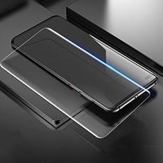 Huawei P40 Pro用強化ガラス 液晶保護フィルム T01 ファーウェイ クリア