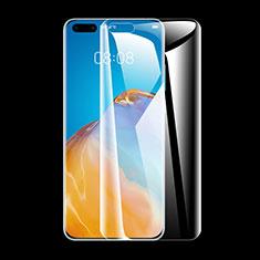 Huawei P40 Pro用強化ガラス 液晶保護フィルム T02 ファーウェイ クリア