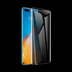 Huawei P40 Pro用反スパイ 強化ガラス 液晶保護フィルム ファーウェイ クリア