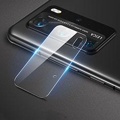 Huawei P40 Pro用強化ガラス カメラプロテクター カメラレンズ 保護ガラスフイルム C02 ファーウェイ クリア