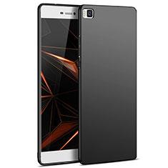 Huawei P8用ハードケース プラスチック 質感もマット M03 ファーウェイ ブラック