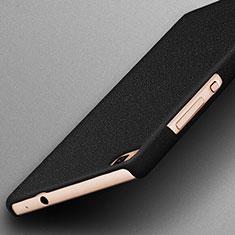 Huawei P8用ハードケース カバー プラスチック ファーウェイ ブラック