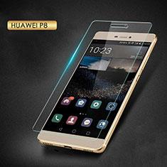 Huawei P8用強化ガラス 液晶保護フィルム T01 ファーウェイ クリア