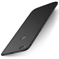 Huawei P8 Lite (2017)用極薄ソフトケース シリコンケース 耐衝撃 全面保護 S01 ファーウェイ ブラック
