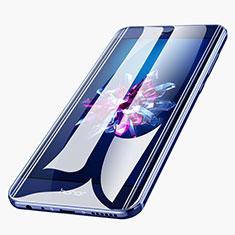 Huawei P8 Lite (2017)用強化ガラス 液晶保護フィルム T02 ファーウェイ クリア