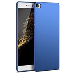 Huawei P8 Lite用ハードケース プラスチック 質感もマット M03 ファーウェイ ネイビー