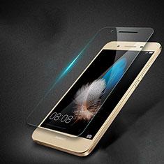Huawei P8 Lite Smart用強化ガラス 液晶保護フィルム T04 ファーウェイ クリア