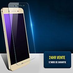 Huawei P8 Lite Smart用強化ガラス 液晶保護フィルム T05 ファーウェイ クリア