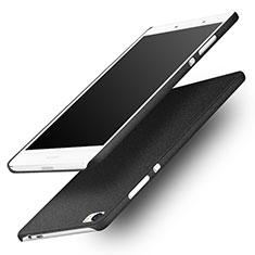 Huawei P8 Max用ハードケース カバー プラスチック ファーウェイ ブラック
