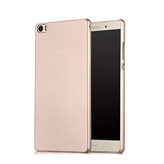 Huawei P8 Max用ハードケース プラスチック 質感もマット ファーウェイ ローズゴールド