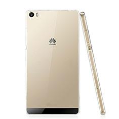 Huawei P8 Max用ハードケース クリスタル クリア透明 ファーウェイ クリア