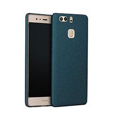 Huawei P9用ハードケース カバー プラスチック ファーウェイ グリーン
