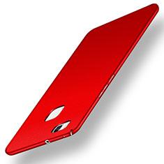 Huawei P9 Lite用ハードケース プラスチック 質感もマット M02 ファーウェイ レッド