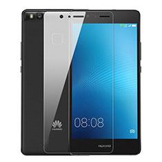 Huawei P9 Lite用強化ガラス 液晶保護フィルム T01 ファーウェイ クリア