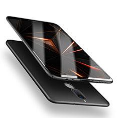 Huawei Rhone用ハードケース プラスチック 質感もマット M04 ファーウェイ ブラック