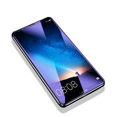 Huawei Rhone用アンチグレア ブルーライト 強化ガラス 液晶保護フィルム ファーウェイ ネイビー