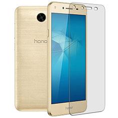 Huawei Y5 II Y5 2用強化ガラス 液晶保護フィルム T01 ファーウェイ クリア