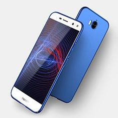 Huawei Y5 III Y5 3用ハードケース プラスチック 質感もマット ファーウェイ ネイビー
